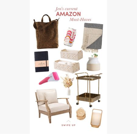 Jen's Current Amazon Must-Haves!  Favorites   Home   Interior   Home Decor Ideas   Home Inspiration   Essentials   Accessories   Home Design   Beauty Routines   Amazon Essentials   Amazon Favorites   Amazon Must-Haves   Skincare   Self Care   Self Love   Decorating   Journaling   Lighting   Candles   Bar Cart   Lounge Chair   Reading   Accessories