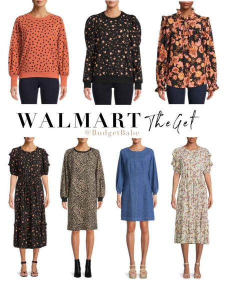 Amazing fall pieces from theGet at Walmart! Love the boho eclectic feel, the rich colors and fun prints! Priced from $25-$35. http://liketk.it/3kBzY #liketkit @liketoknow.it #LTKunder50 #theget #walmartfashion #budgetstyle #budgetfashion