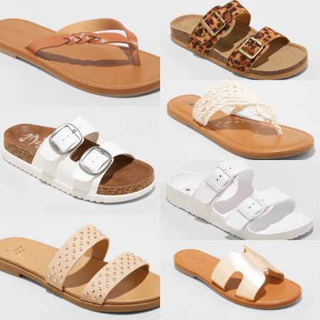 Summer sandals on sale!! http://liketk.it/2OpmD #liketkit @liketoknow.it #LTKsalealert #LTKshoecrush Follow me on the LIKEtoKNOW.it shopping app to get the product details for this look and others