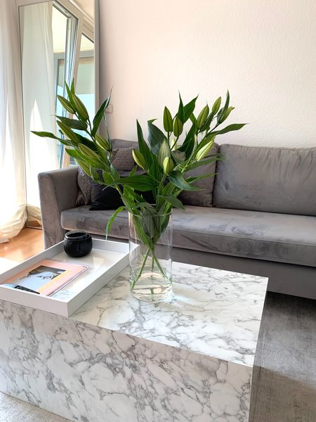 Living Room 🌿 Marmor Couchtisch/ Marble Coffee Table    #LTKstyletip #LTKeurope #LTKhome