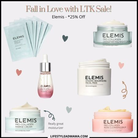 Today starts the LTK FALL SALE!! So many good sales and this one is probably one of my favorites. Sooo many good things. #elemis #ltkfall http://liketk.it/2WVv6 #liketkit @liketoknow.it   #LTKsalealert #LTKunder100 #LTKbeauty