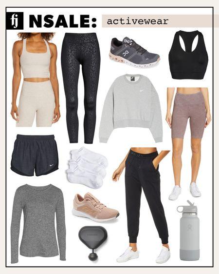 Activewear picks from the #nsale. #nordstrom #anniversarysale #workout #fitness #nike #addidas #loungewear #athleisure #fashionjackson #nordstromsale #liketkit  #LTKsalealert #LTKunder100 #LTKfit