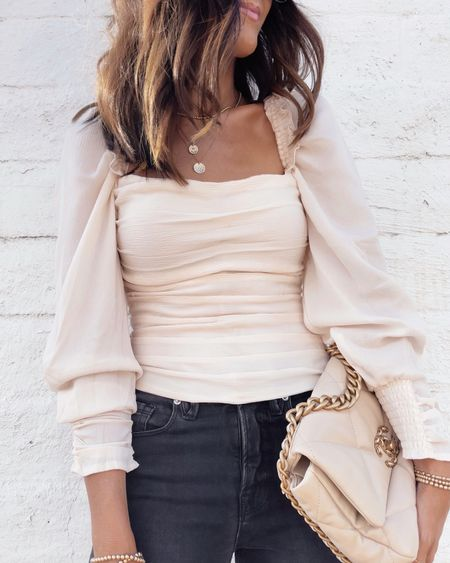 Date night style, date night inspired outfit, designer bag, jewelry, necklaces, StylinByAylin   #LTKunder100 #LTKstyletip