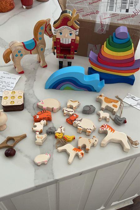 Kids Wood Toys