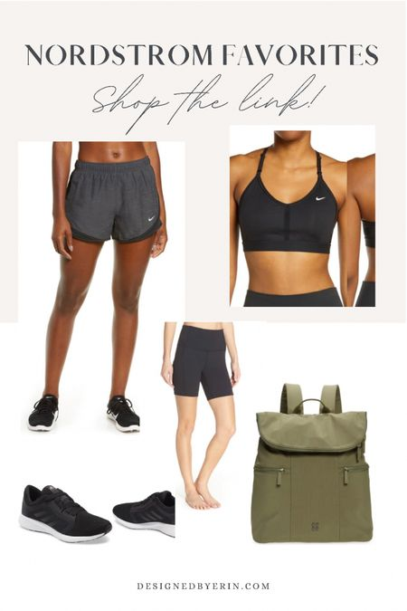 NSale 2021 best workout items. Save your favorite items from my NSale style trends! Sale goes live the week of July 12. NSale, N Sale, NSale Fashion, NSale Trend, NSale Style, NSale Preview #NSale #NSaleStyle #liketkit   @liketoknow.it #LTKfit #LTKunder50 #LTKstyletip http://liketk.it/3jc28