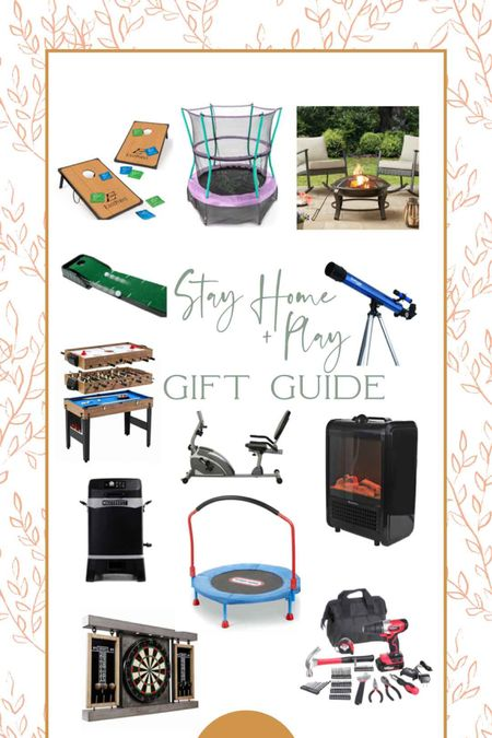 Christmas shopping yet? Gotcha covered w a Stay Home + Play Thebes gift guide to make staying home a bit more fun and cozy! Check out @walmart for lots of great value finds like these gift guide goodies! I need to get shopping...I always put it off till the last minute!! You?   http://liketk.it/31pOf #liketkit @liketoknow.it