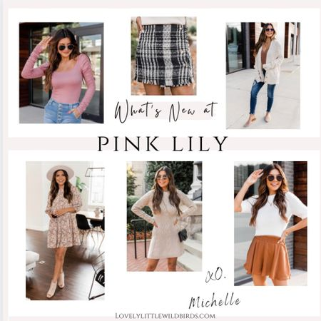 Fall Outfits from Pink Lily. Fall Fashion.  My Outfit Picks from Pink Lily. New Arrivals. Shop them here! xoxo   #LTKstyletip #LTKunder50 #LTKSeasonal