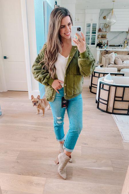 Part of my pick up order from the Nordstrom anniversary sale! I would size up one in these jeans! http://liketk.it/3jJSn  #liketkit @liketoknow.it #LTKstyletip #LTKsalealert #LTKshoecrush
