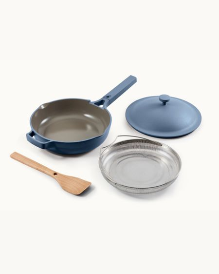 Our Place Always pan is SO PERFECT for cooking and it's only $145! It's nontoxic and replaces 8 pieces of cookware all in one! #liketkit #LTKhome @liketoknow.it http://liketk.it/39LVU