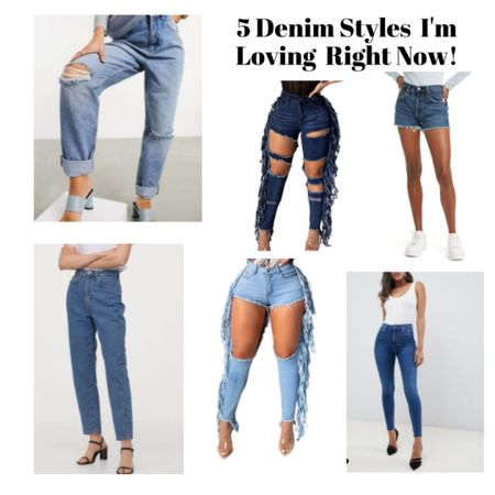 I've been living in denim for the past 2 years! They run the gamut from super short to my very functional Mom Jeans. Girl, my maternity jeans are even still in rotation! With flats, heels or tennis, I'm really not wearing much else these days.   http://liketk.it/3m64g @liketoknow.it #liketkit