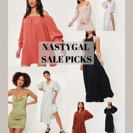 LTKday sale picks from NASTYGAL! First up is dresses! I am so obsessed with these summer dresses ❤️🔥❤️🔥 #saleday #ltksaleday   #LTKsalealert #LTKunder50 #LTKDay