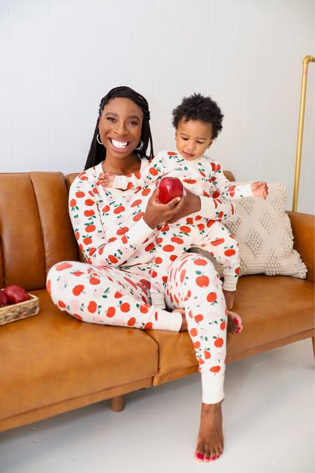 I can't get enough of mommy and me matching pajamas. Hurry @hanna Andersson is having a 30% off sale!!   #LTKbaby #LTKfamily #LTKkids