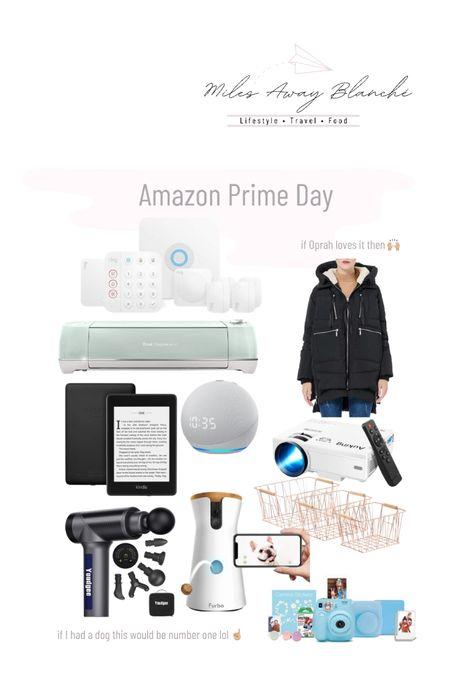 Amazon prime day! Going incredibly fast! Oprah's favorite jacket & great items for pets, storage, reading etc http://liketk.it/3i6MI #liketkit @liketoknow.it #LTKsalealert #LTKunder100 #LTKhome