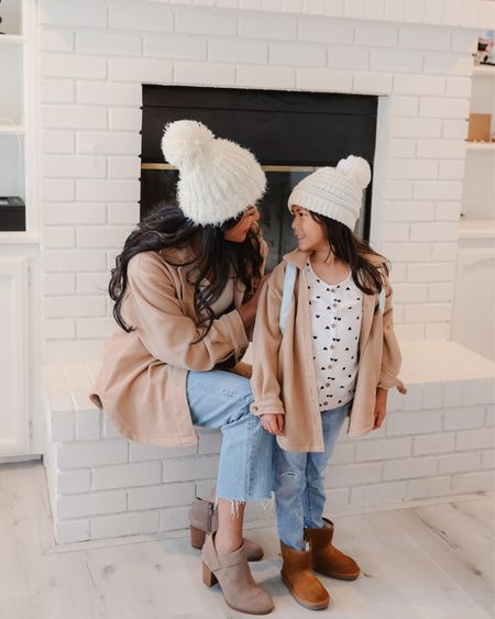 Cozy with Koolaburra in our boots and ready for back to school and the warmest Fall   #LTKbacktoschool #LTKshoecrush #LTKfamily