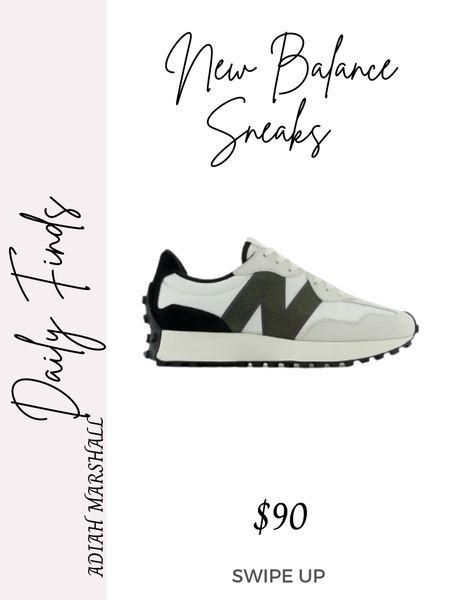 New Balance Sneaks  $89   #LTKstyletip #LTKunder100 #LTKshoecrush