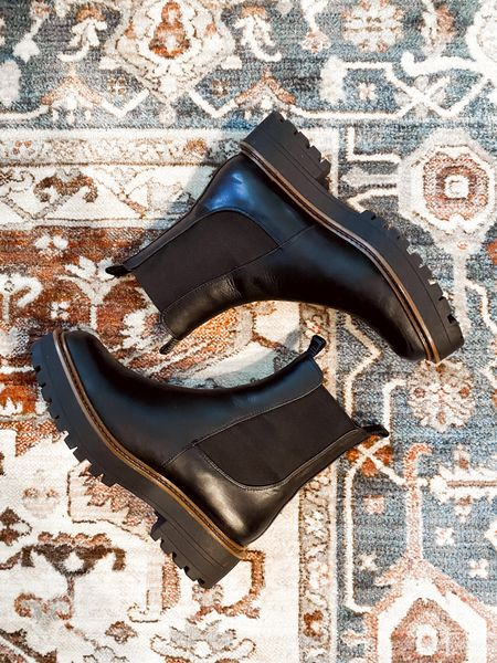 Sam Edelman lug sole boots — part of the ShopBop sale!   #LTKsalealert #LTKSeasonal