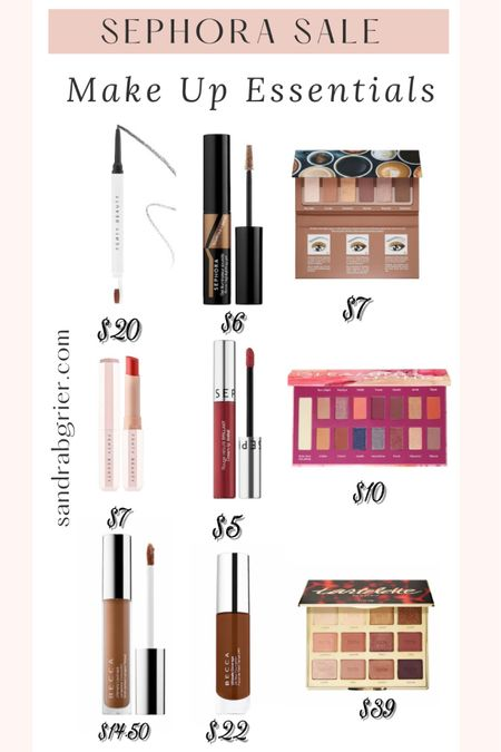 Don't Miss out! Grab these beauty essentials on sale @sephora  http://liketk.it/3jYuh    Follow me on the LIKEtoKNOW.it shopping app to get the product details for this look and others   @liketoknow.it #liketkit #LTKsalealert #LTKbeauty #LTKunder50 #sephora #beauty #makeup