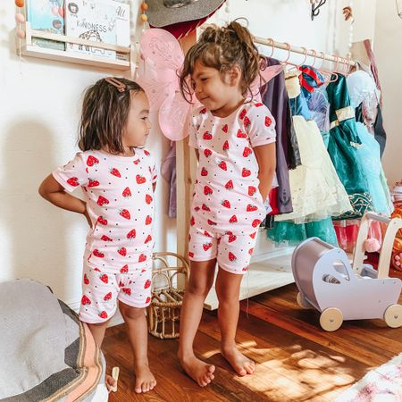 The cutest in the patch ♥️ pjs are linked & currently on sale! http://liketk.it/2RZ3E #liketkit @liketoknow.it #LTKunder50 #LTKkids #LTKfamily