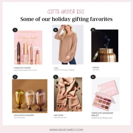 Gifts for her under $50  Item I love and know I would love as a gift! . .   #LTKGiftGuide #LTKSeasonal #LTKunder50