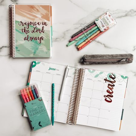 Erin condren 2021-2022 life planner Planner and daily devotional notebook Best pens for calendar and bullet journals Get organized! Office and desk supplies   http://liketk.it/3h2BZ #liketkit @liketoknow.it
