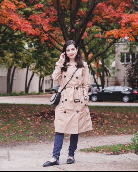 It's almost trench coat weather again 🌸 Which meab it's time to think about updating your wardrobe. Or if you're like me, making sure your capsule wardrobe has elegant outerwear options. I'm all about having pieces that can be used over & over again.  Need trench coats? I've linked to the best ones I've found! Click here or visit the link in my bio http://liketk.it/2LhZo #liketkit @liketoknow.it