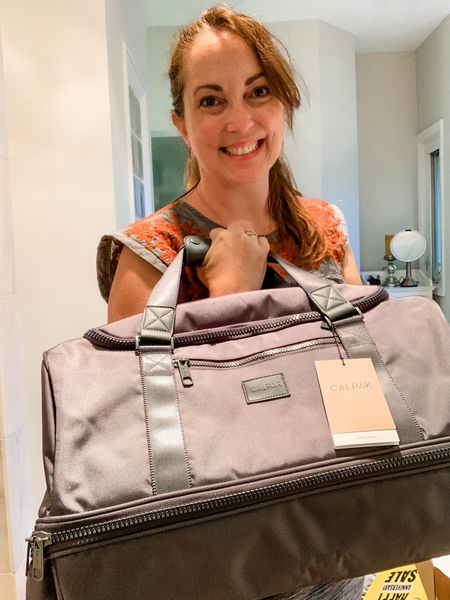 One of my favorite #nsale finds! Love this travel bag!   #LTKsalealert #LTKitbag #LTKtravel