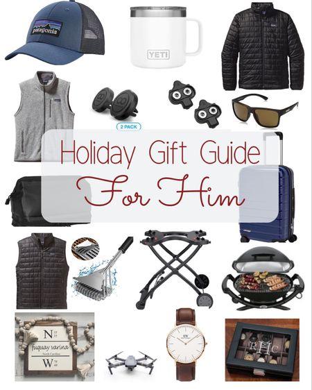 Men's Holiday Gift Guide http://liketk.it/2GFnq #liketkit @liketoknow.it  #LTKholidaystyle #LTKholidaygiftguide #LTKfamily #LTKhome #LTKsalealert #LTKmens