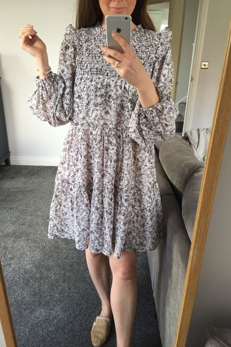Spring outfit, spring trends, spring 2021, spring dresses, floral dresses, Asos, Asos dresses, Asos sale, yellow, yellow jumper, knitwear, spring knitwear, spring transition outfit, denim jacket outfit, H&M, H&M jumper, H&M jeans, knitwear outfit, joggers outfit, lilac outfit, lilac joggers, Lee jeans, Lee H&M spring trends 2021 http://liketk.it/3cdEj #liketkit @liketoknow.it @liketoknow.it.europe #LTKSpringSale #LTKsalealert #LTKunder50