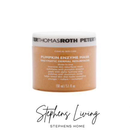 The perfect Fall mask! It's on sale too🧡 I've had this mask forever and it's one of my favorites for exfoliating.  . . . . . . Skincare, holiday, fall, pumpkin, exfoliating, mask, peel, skin, normal skin, oily skin, Sephora, beauty finds    #LTKSale #LTKbeauty #LTKHoliday