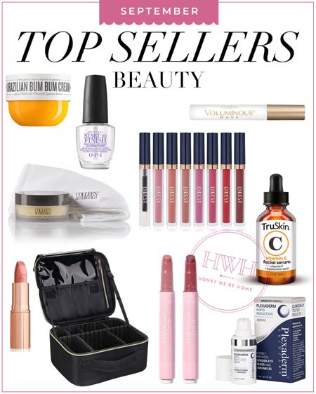 September Top Sellers Beauty   Follow my shop @honeywerehome on the @shop.LTK app to shop this post and get my exclusive app-only content!  #liketkit #LTKbeauty #LTKunder50 #LTKstyletip @shop.ltk http://liketk.it/3oMgE