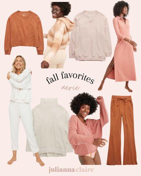 Aerie fall favorites   #LTKSeasonal #LTKunder50 #LTKstyletip