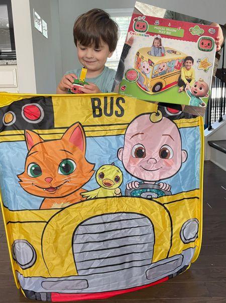 Cocomelon school bus toy   #LTKfamily #LTKkids #LTKbaby
