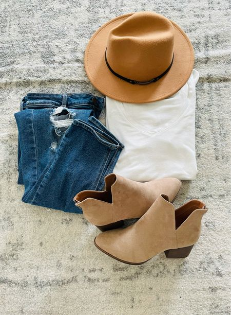 These booties are perfect and are on sale for under $40   #LTKsalealert #LTKshoecrush #LTKstyletip