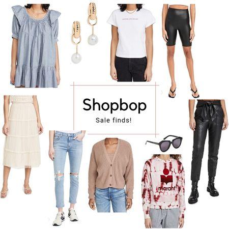 Sale finds from Shopbop! #LTKstyletip #LTKsalealert