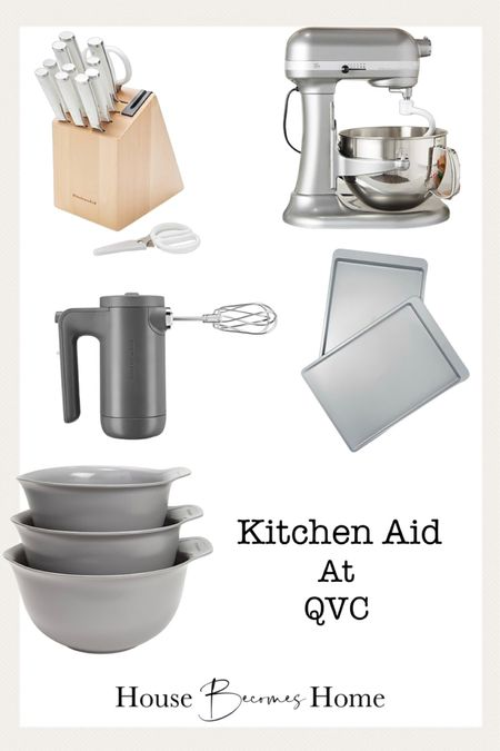 Kitchen aid items are great deals at QVC!!! Use code: HOLIDAY to save 15% off your first order!! Or use code: HELLO10 for 10% off a purchase of $25 or more for returning customers   #LTKhome #LTKGiftGuide #LTKHoliday