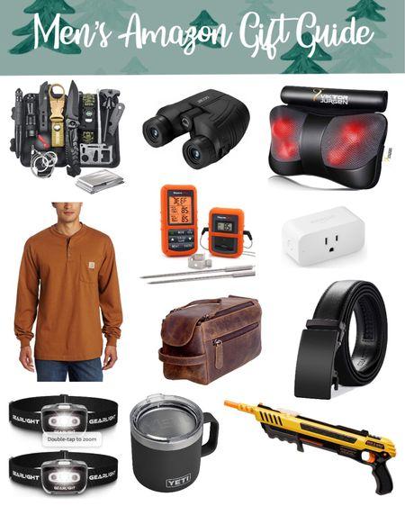 Gift guide for him, gifts for him, Christmas gifts, stocking stuffers, amazon finds, amazon fashion. #LTKgiftspo #LTKmens #LTKunder50 #liketkit @liketoknow.it http://liketk.it/33lPz