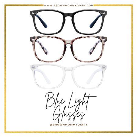 Blue Light Glasses.  Amazon Finds.  http://liketk.it/3bRrI   #liketkit  #amazonfinds #bluelightglasses  #LTKSpringSale   @liketoknow.it
