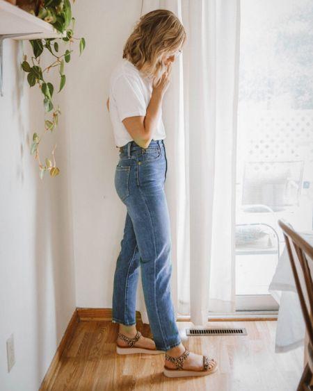Best mom jeans!   #LTKSeasonal
