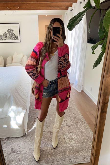 fall cardigan outfit #fall #cardigan #liketkit @liketoknow.it http://liketk.it/3ntGt   #LTKSeasonal
