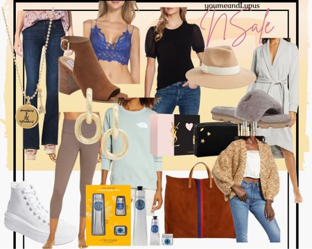 NSale open to everyone at midnight PST!! Things will go fast!!! Welcome to your favorite sale with all your favorite designer brands!!! Zella, YSL, Ugg and more!!! Happy Shopping my friends!! 🛍 #LTKSeasonal   #LTKsalealert #LTKbeauty