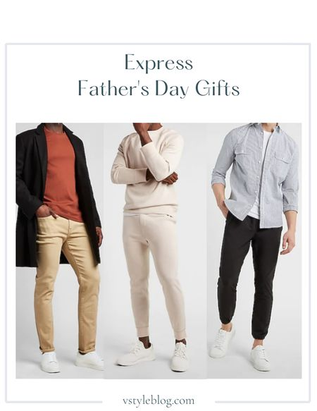 Father's Day Gift Guide, Crew Neck T-Shirt, Fleece Crewneck Sweatshirt, Joggers, Sweatpants, Athleisure, Button-Up Shirt, LTK Day, Sale Alert  Solid Essential Crew Neck T-Shirt ($34 - buy one get one 50% with code 7389), Solid Raglan Fleece Sweatshirt (was $60, now $30), Solid Soft Double Knit Jogger Pant (was $78, now $58.50), Slim Striped Stretch Cotton Shirt (was $60, now $30)  #LTKDay #LTKunder50 #LTKsalealert