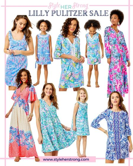 New arrivals just dropped @ the Lilly Pulitzer sale! Tons of more mommy and me styles and some of their exclusive dresses   #LTKsalealert #LTKtravel #LTKfamily