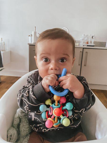 baby teething toy   #LTKbaby #LTKunder50