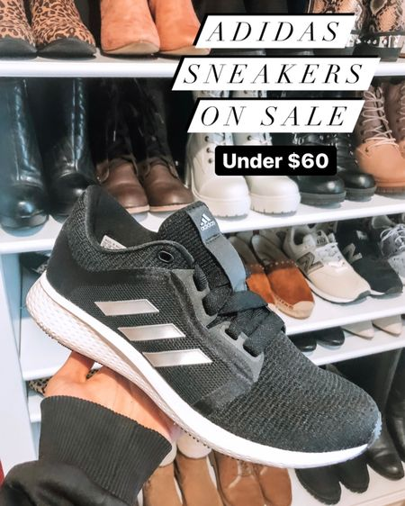 My adidas running sneakers are part of the Nordstrom anniversary sale. Under $60, two color combos in stock.   #LTKunder100 #LTKshoecrush #LTKfit