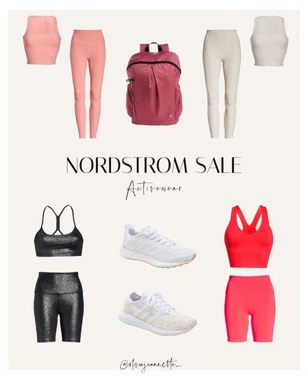 Activewear ON SALE at Nordstrom! 🍞  #LTKfit #LTKunder100 #LTKsalealert