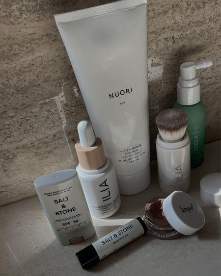 Sunscreen layering essentials ✨  #LTKbeauty