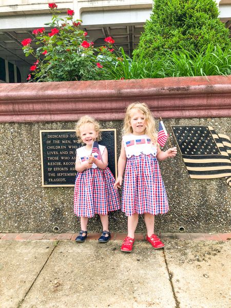 The cutest patriotic dresses you ever did see!   #LTKSeasonal #LTKkids #LTKunder50 @liketoknow.it http://liketk.it/3fziH #liketkit