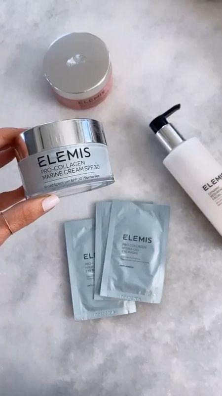 Elemis skincare, Elemis favorites, Elemis finds, skincare favorites, beauty favorites, StylinByAylin   #LTKstyletip #LTKunder100 #LTKbeauty
