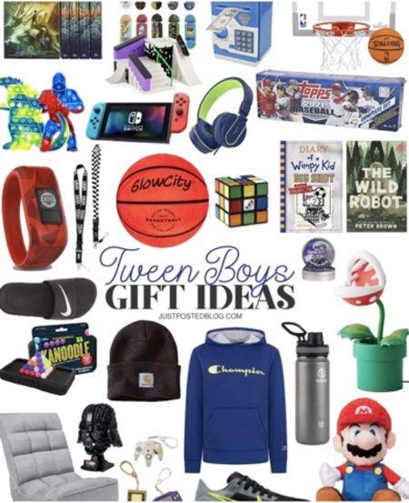 Tween Boy Gift Ideas! #justpostedblog  Teen Boys Nike Amazon  Holiday   #LTKGiftGuide #LTKSeasonal #LTKHoliday