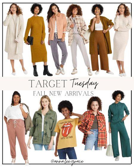Target Tuesday - Fall New Arrivals   #LTKSeasonal #LTKstyletip  #LTKSeasonal #LTKstyletip #LTKunder50